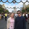 Casey and Brett - Magic Kingdom.