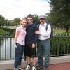 Casey, Brett and Joel - Magic Kingdom
