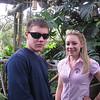 Casey and Brett, Swiss Family Robinson House - Magic Kingdom