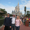 Casey, Brett and Joel - Magic Kingdom