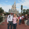 Casey and Joel - Magic Kingdom