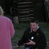 Brett looks so cute. Is it the look of anticipation?