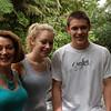 Mom, Casey & Brett.