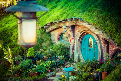 More hobbit holes
