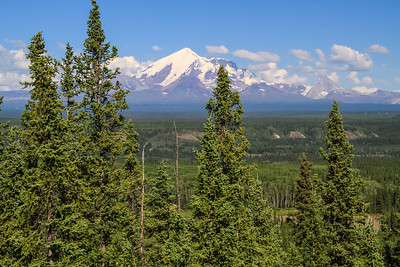 Mt. Drum from Princess Lodge