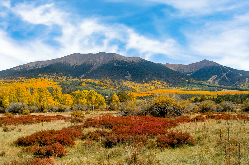 San Francisco Peaks, Flagstaff, Arizona