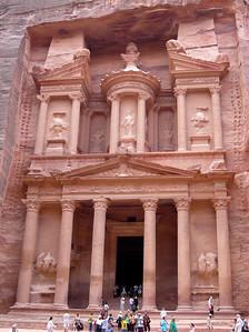 Jordan - Petra & Dead Sea