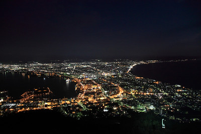 Hokkaido, Japan,Hakkodate