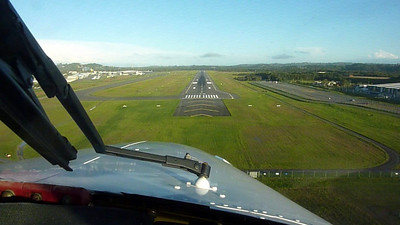 N178SG Final Approach Gold Coast (Coolangata) Australia YBCG