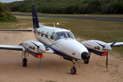 N178SG parked at Lizard Island (YLZI).