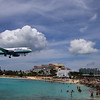 Maho Beach, Saint Martin, Caribbean
