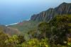 Kalalau Vally from Kalalau Lookout 6807