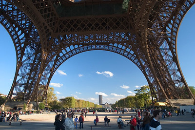 Prague and Paris