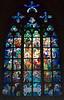Mucha's Window at St Vitus's