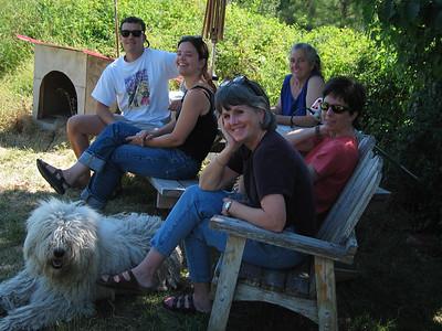 Quillisascut Farm Summer 2003