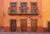 Doors of San Miguel 1939***