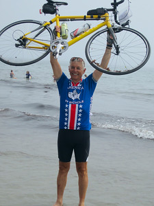 Gary's X-C Bicycle Adventure Summer  2014