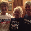 Helen, Nancy (trying to confuse voters), and Jane