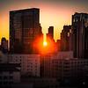 Sun Rise, San Francisco