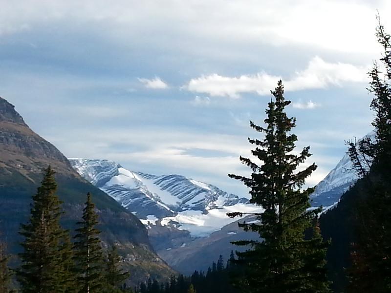 Jackson Glacier Going to the Sun Road Glacier National Park
