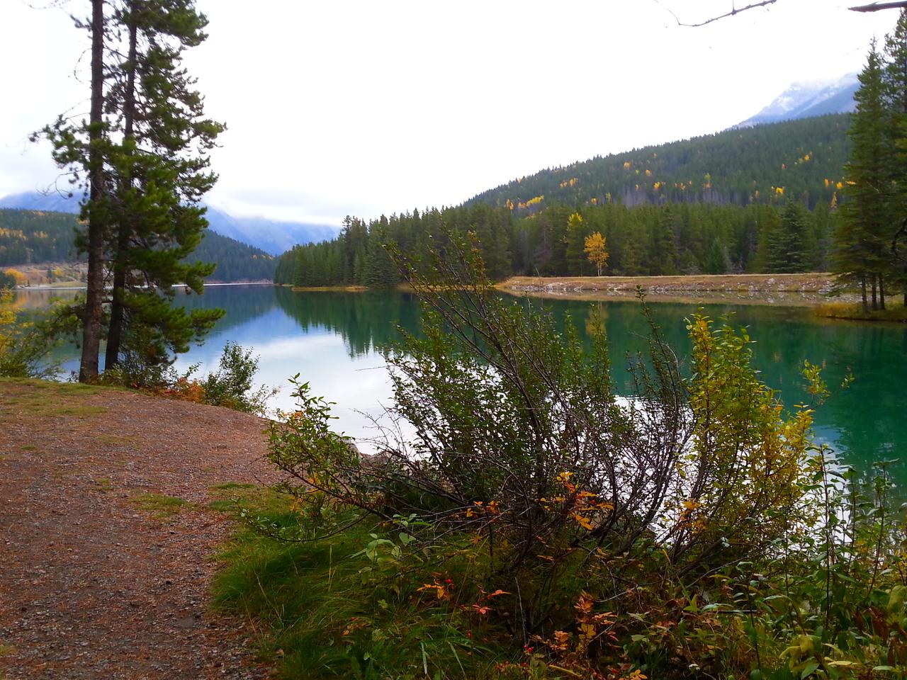 Two Jack Lake Banff National Park