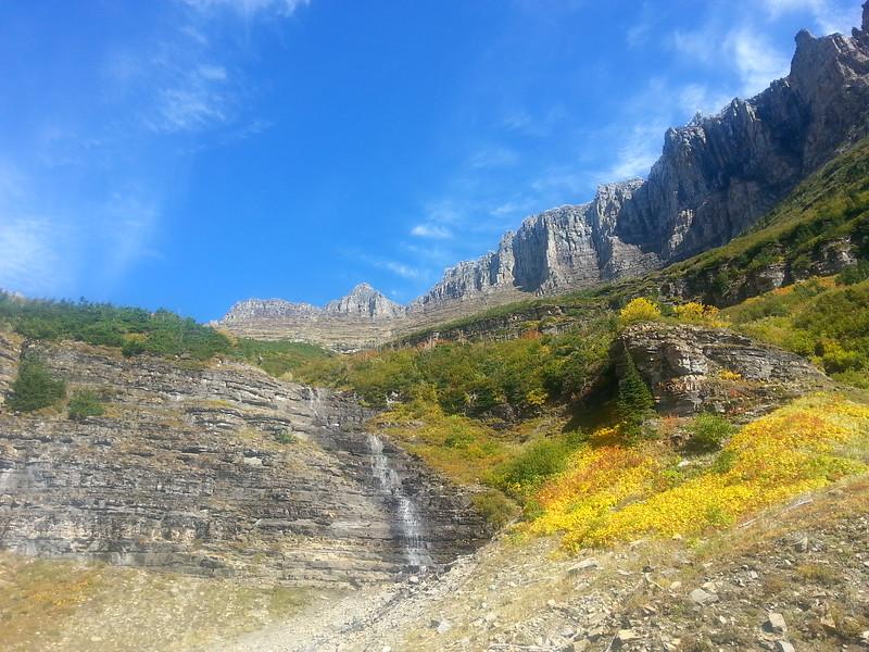 Heaven's Peak Going to the Sun Road Glacier