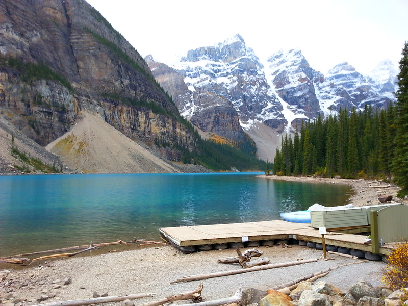 Moraine Lake Lake Louise