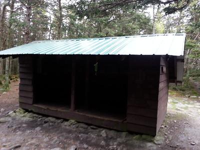 Battell Shelter Long Trail