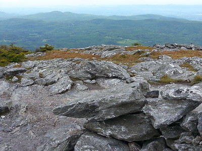 Summit Mt. Abraham