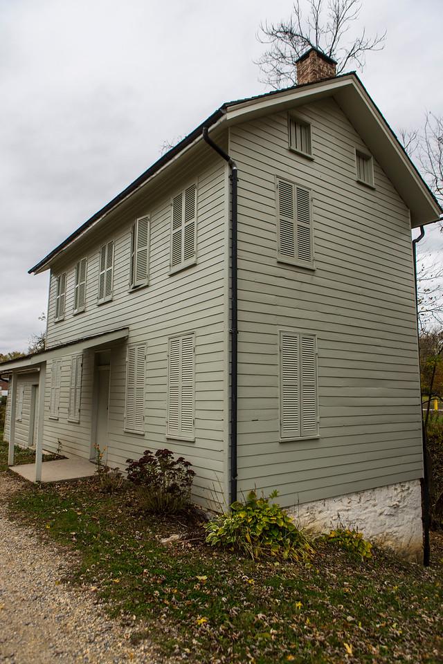 Lockmaster's house.