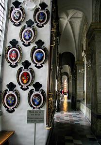 Chapel, Frederiksborg Slot.