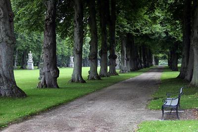 Gardens, Fredensborg Slot.