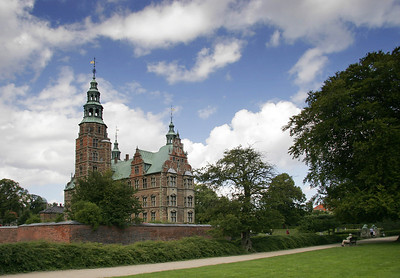 Rosenborg Castle, built in the 1600s, is a museum of Renaissance furnishings and royal knicknacks, and also houses the Danish crown jewels.