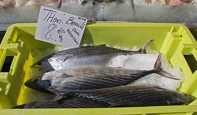 Marché des Capucins : Bonita Tuna.