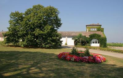 Chateau Rieussec in Sauterne.