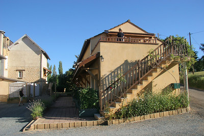La Verperie, our hotel for 3 nights, in Sarlat.