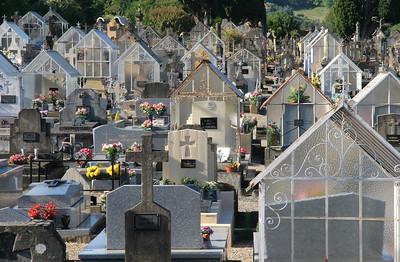 Sarlat graveyard.