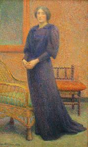 """""""Louise Claire Chardon"""", Petitjean, 1894"""