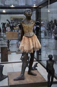Ballerina, Degas