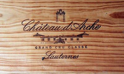 Chateau d'Arche ...