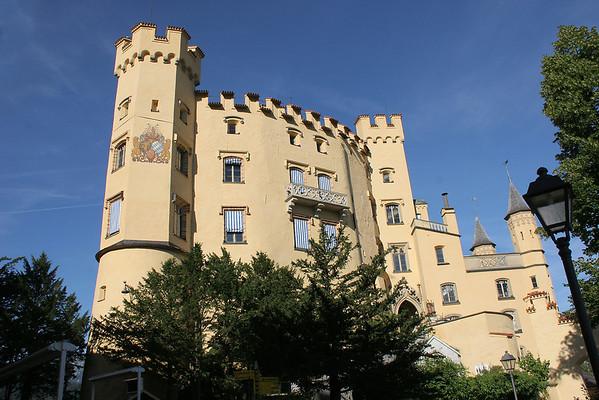 Bavarian Castles:  Hohenschwangau & Linderhof