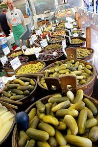 Pickles!  Viktualienmarkt.
