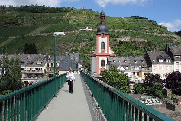 Mosel River Valley