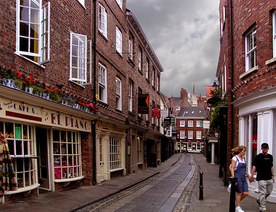 Old town York.