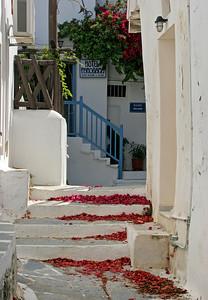 Naxos, old town Chora.