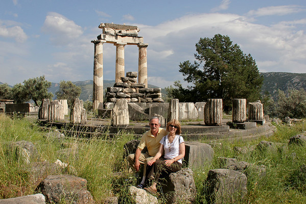 Greece - 2 - Delphi and Olympia