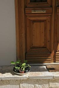 Doorway, Andritsaina.