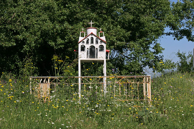 Another Iconostasis near the village of Andritsaina.