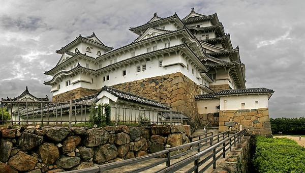 Japan - 1 - Osaka, Himeji, Nara