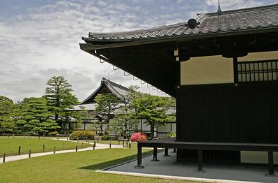 Nijo Castle, Kyoto.